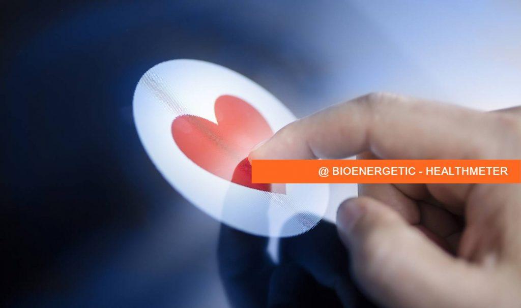 HEALTHMETER   INTEGRAL BIO-ENERGETIC TEST
