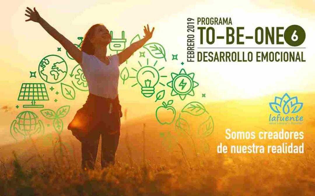 TO-BE-ONE  6  DESARROLLO EMOCIONAL | PROGRAMA 2019