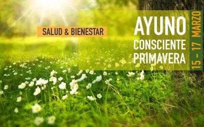AYUNO CONSCIENTE DE PRIMAVERA 2019