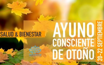 Ayuno Consciente de Otoño | 20 al 22 Septiembre