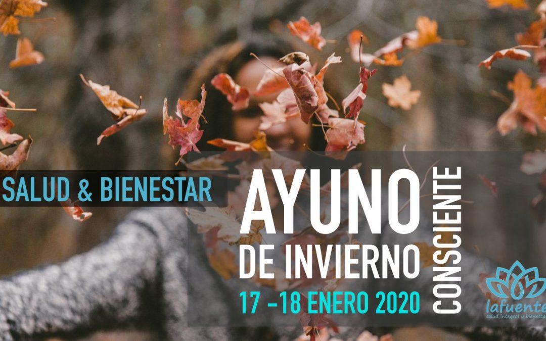 AYUNO CONSCIENTE DE INVIERNO | 17 al 19 ENERO 2020