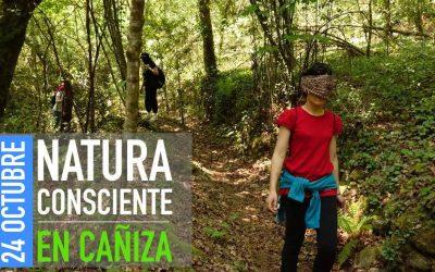 NATURA CONSCIENTE EN RIO DEVA – CAÑIZA 24 OCTUBRE